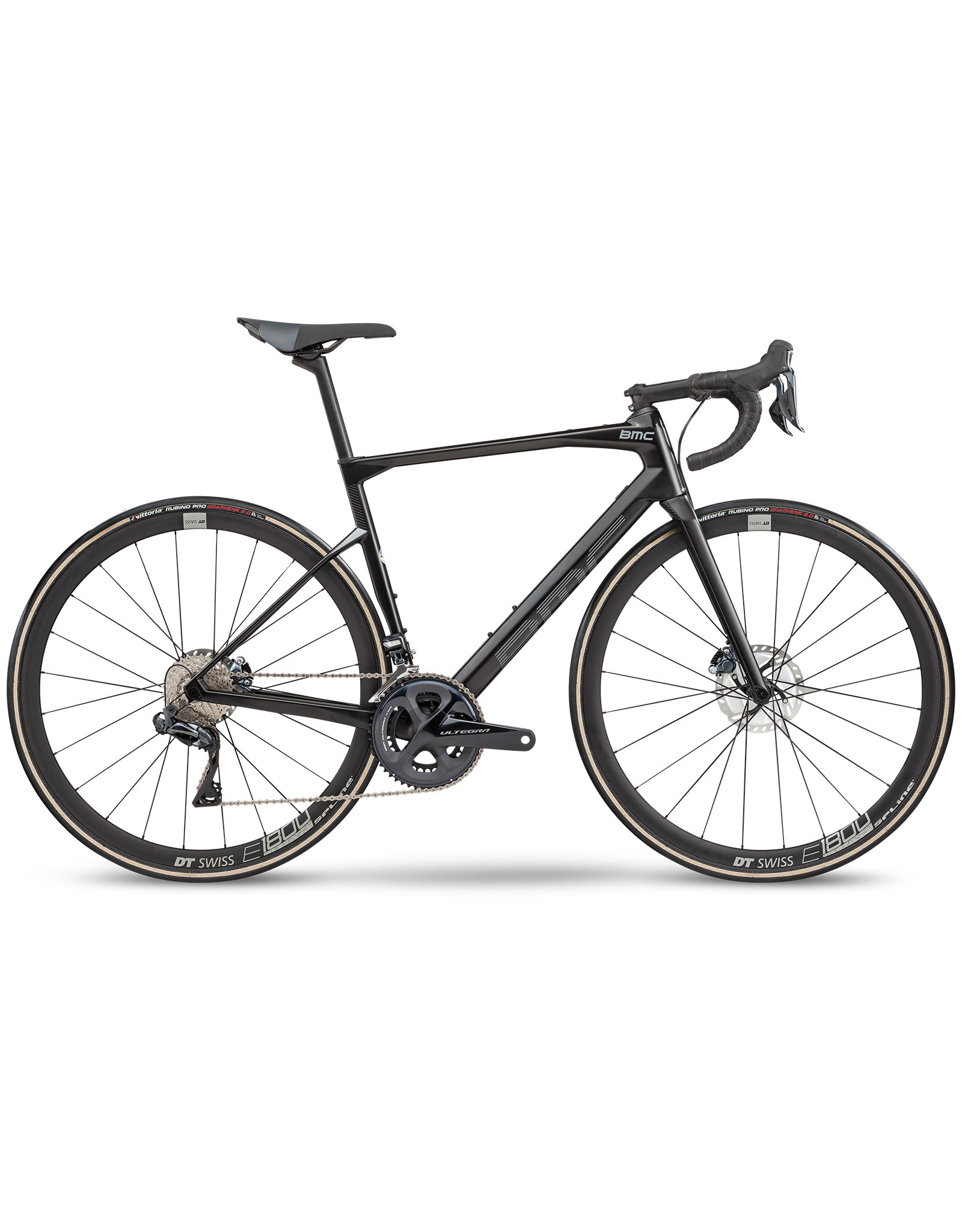 BMC BMC Roadmachine 02 ONE (Ultegra Di2) Noir / Blanc