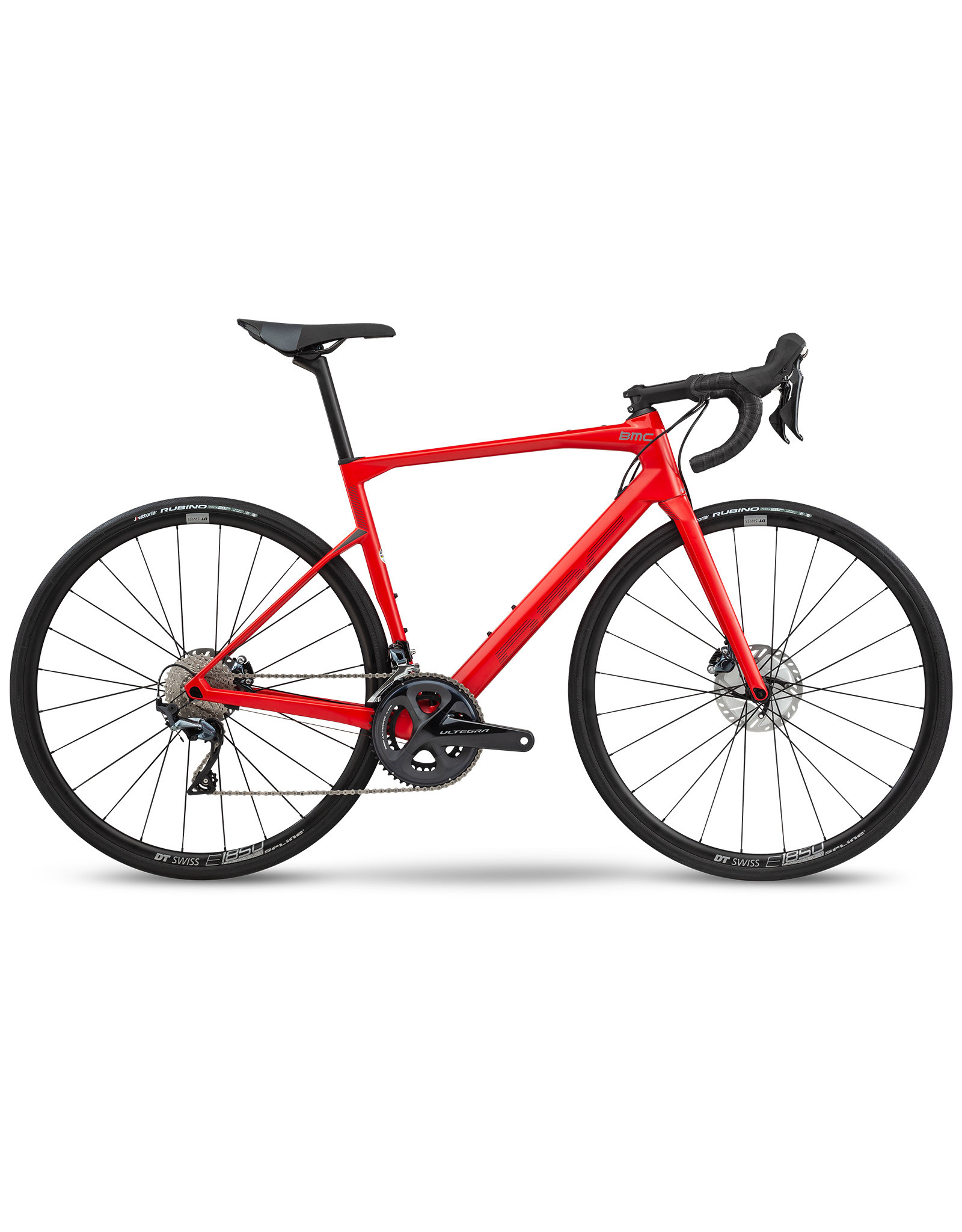 BMC BMC Roadmachine 02 TWO (2020) (Ultegra) Rouge / Rouge