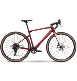 BMC BMC UnReStricted FOUR (Apex 1) Rouge / Blanc