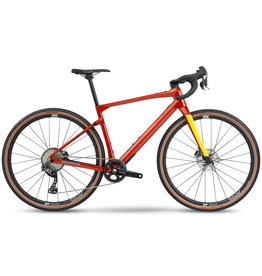 BMC BMC UnReStricted TWO (2020) (GRX 800 Di2) Orange / Jaune