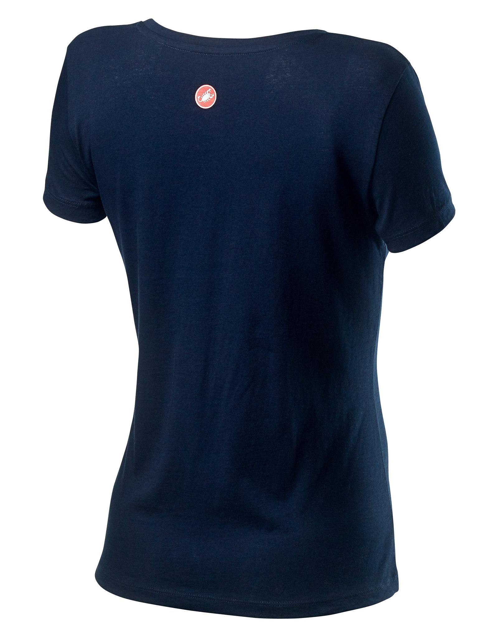Castelli Castelli Femme T-Shirt Sarta