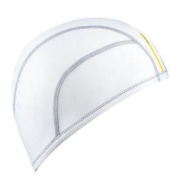 "Mavic Mavic Casquette ""Underhelmet Cap"" Blanc OSFA"