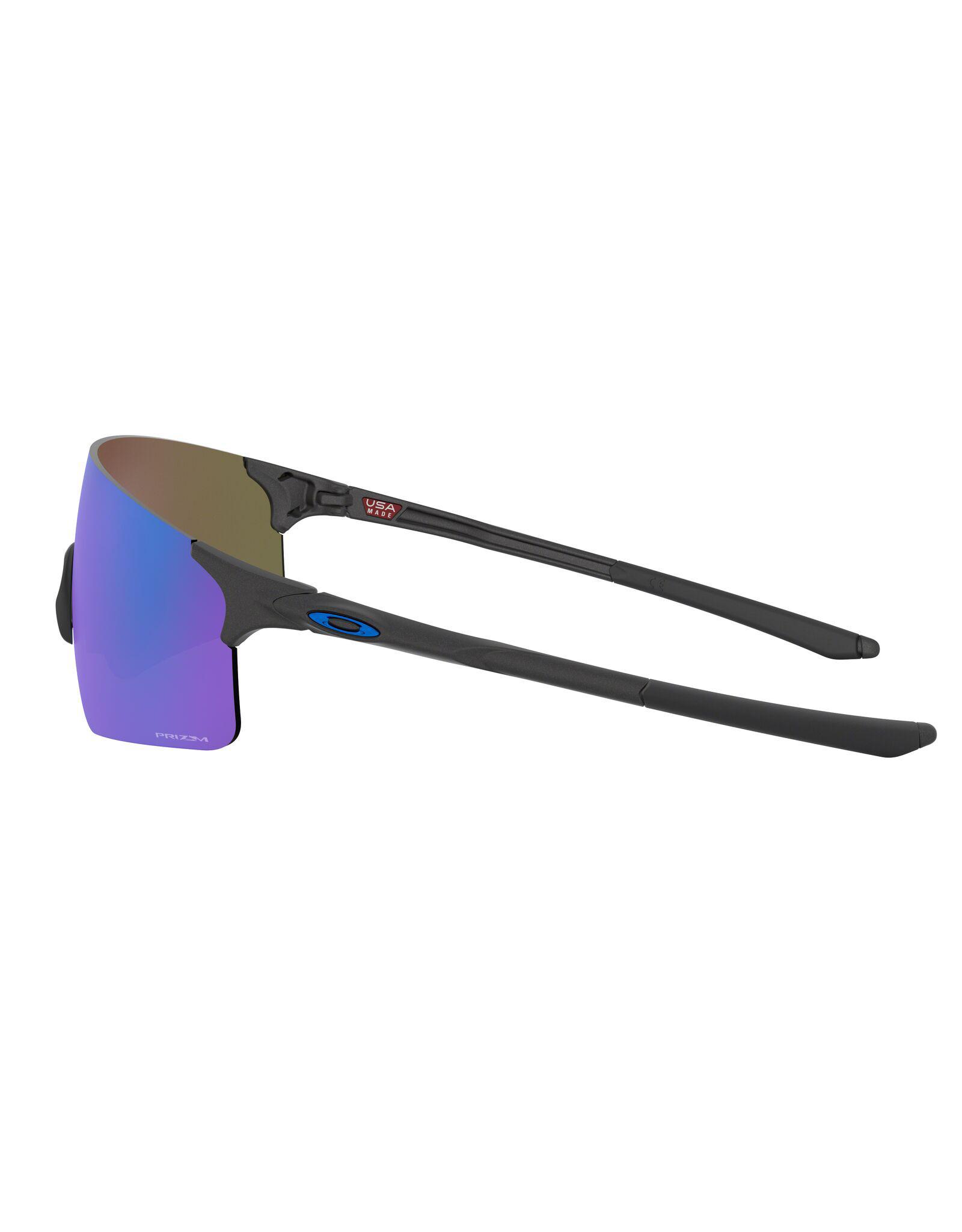 Oakley Oakley  EVZero Blades Steel w/ PRIZM Sapphire