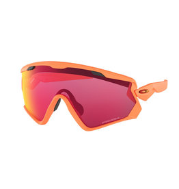 Oakley Lunettes OAKLEY Y-Wind Jacket 2.0 Matte Neon Orange w/Prizm Road