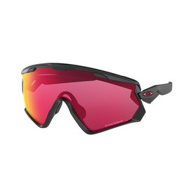 Oakley Lunettes OAKLEY Y-Wind Jacket 2.0 Polished Black w/Prizm Road