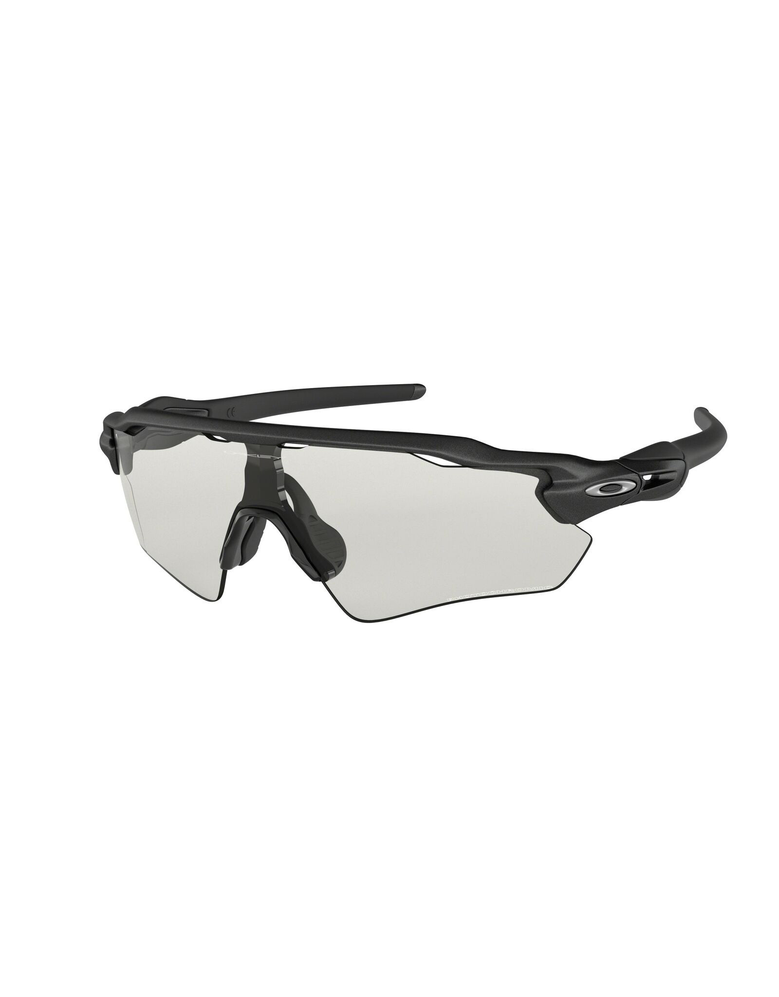 Oakley Oakley Lunettes EVZero Path Polished Black w/ Clear to Black Iridium Photochromic