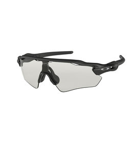Oakley Oakley Lunettes EVZero Path Polished Black w/ Clear to Black Iridium Photochromic