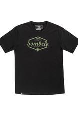"Sombrio Sombrio T-Shirt ""Stock"" Noir"