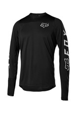 Fox Fox Maillot Defend LS Noir