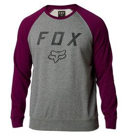 Fox Fox Hoodie Legacy Crew Fleece Mauve