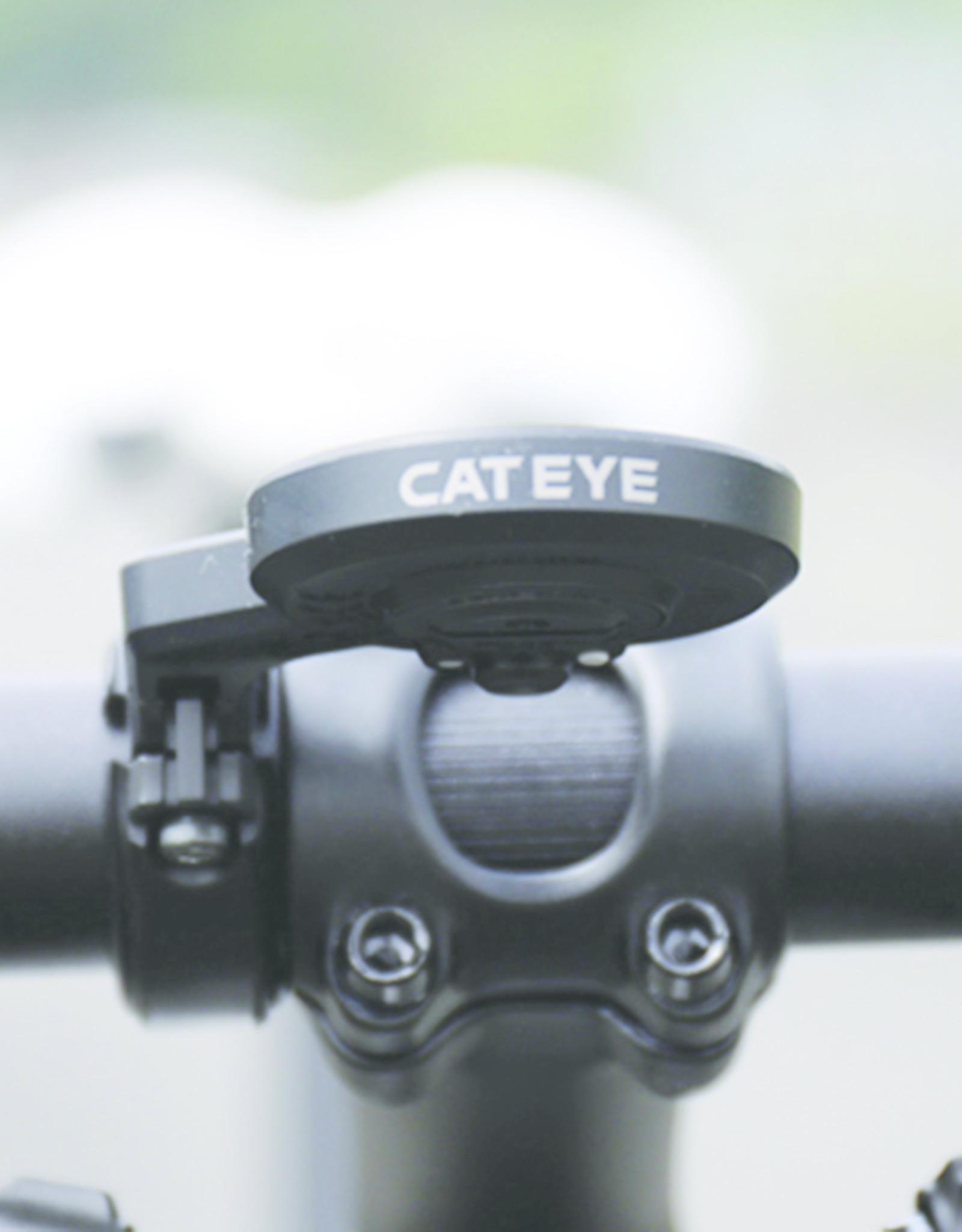 Cat Eye CatEye, Quick, Cyclomètre, GPS: Non, Cardio: Non, Cadence: Non, Noir