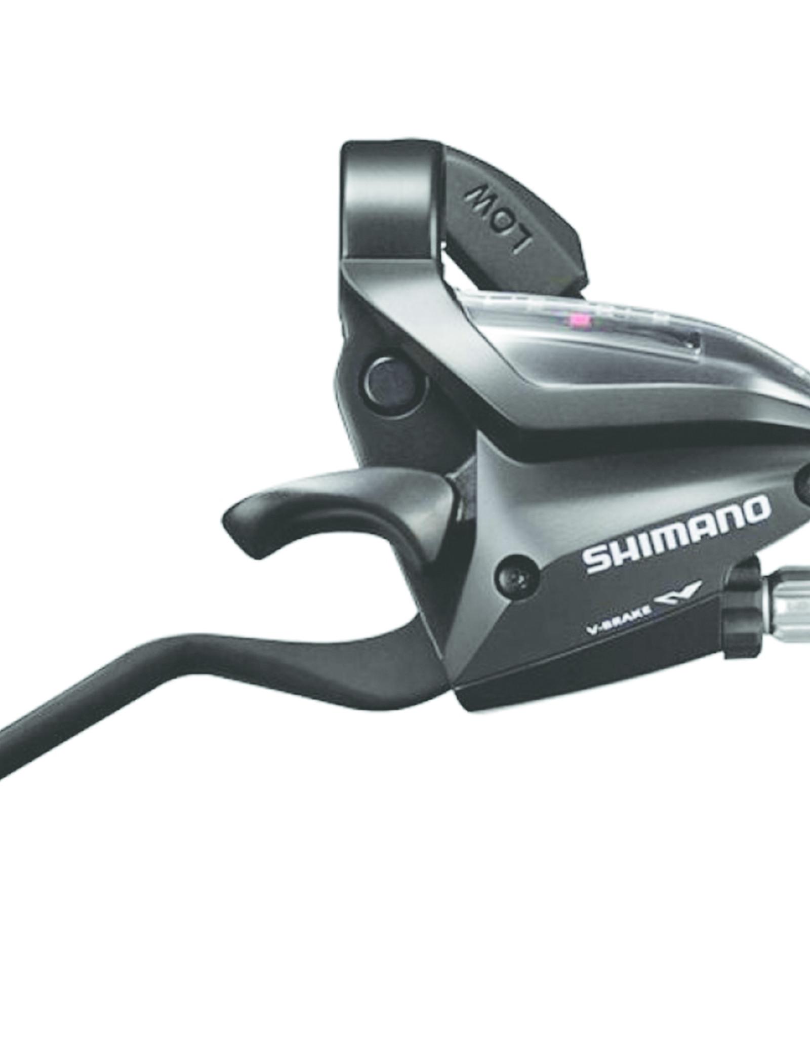 Shimano Shimano, Lev. Combinés ST-EF500-8R, 8-Vit.