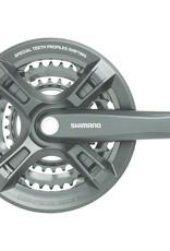 Shimano Shimano Pédalier FC-M311-L 7/8-Vit. 170MM (48X38X28)