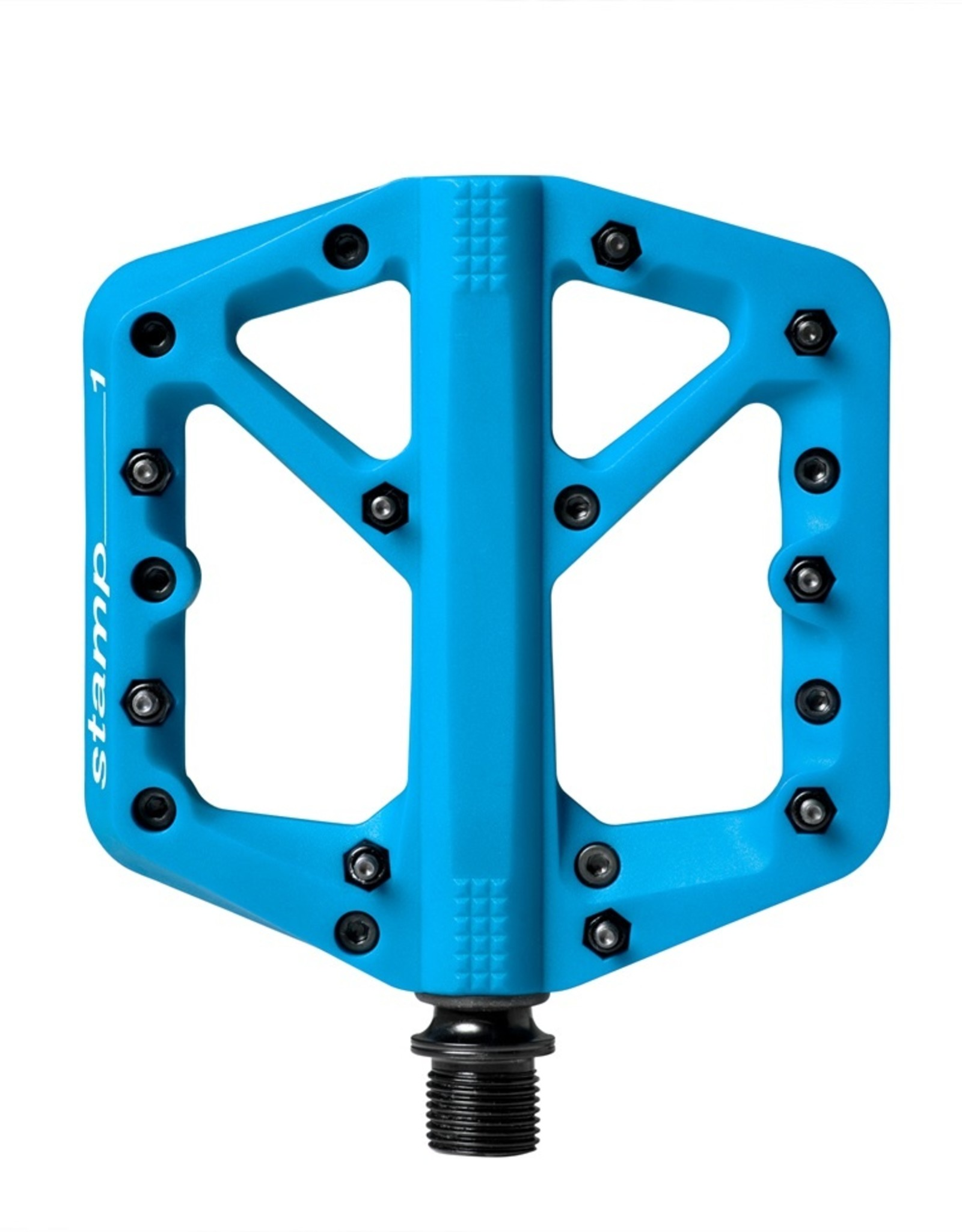 Crankbrothers CrankBrothers Pédales Stamp 1 Small Blue