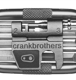 Crankbrothers CrankBrothers Multi Outil 17 Nickel