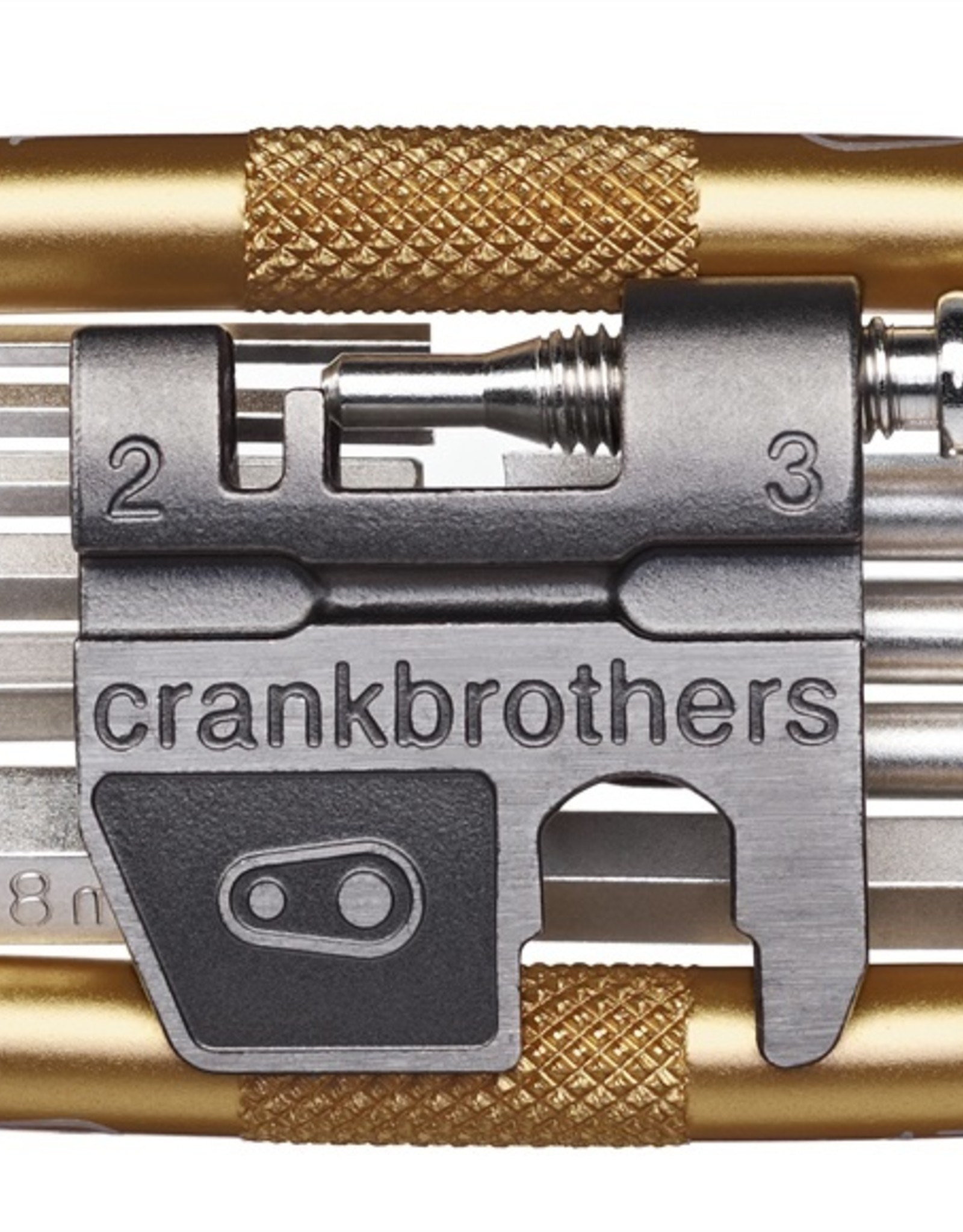 Crankbrothers CrankBrothers Multi Outil 17 Gold