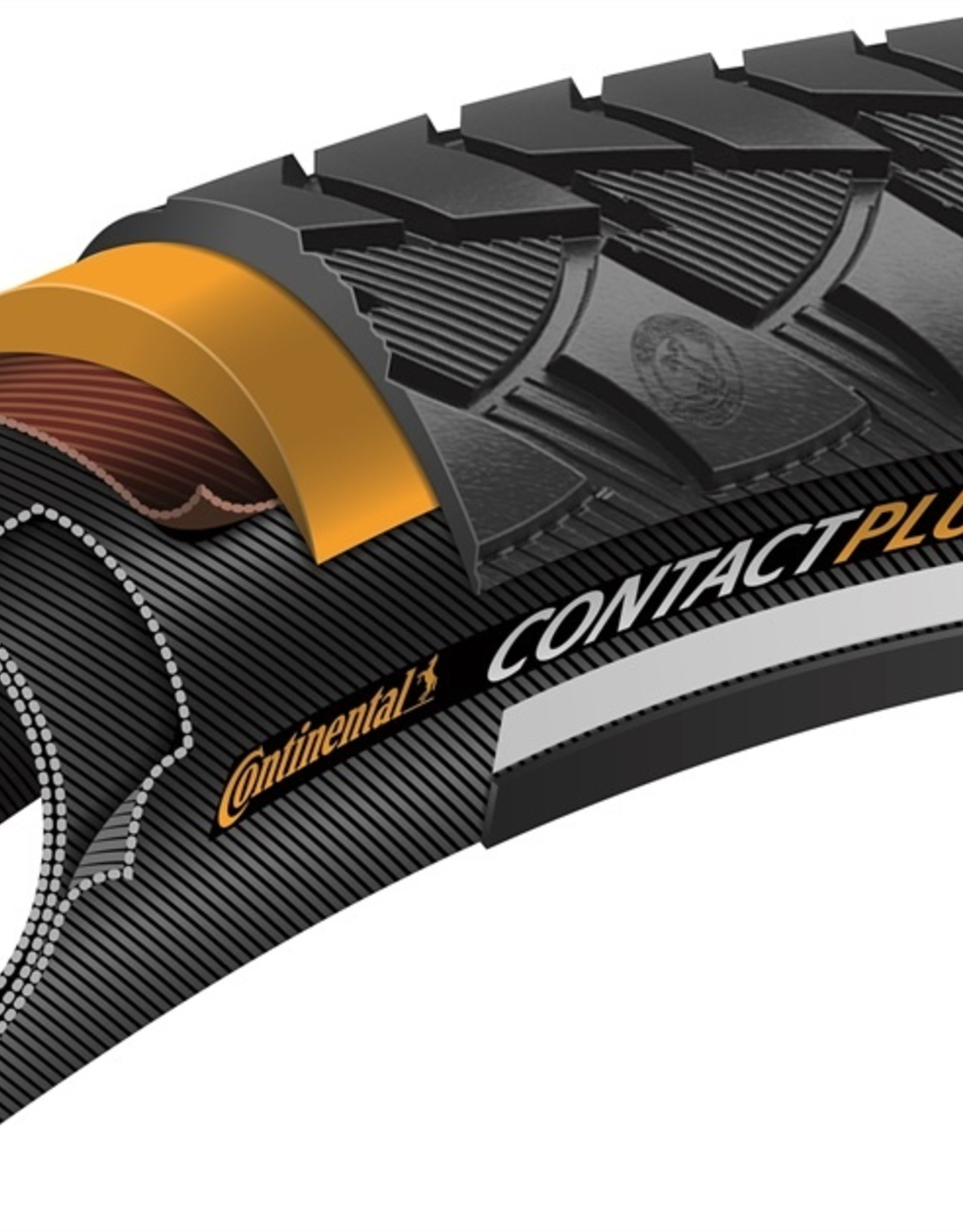 Continental Continental Contact Plus 700 X 32 Reflex