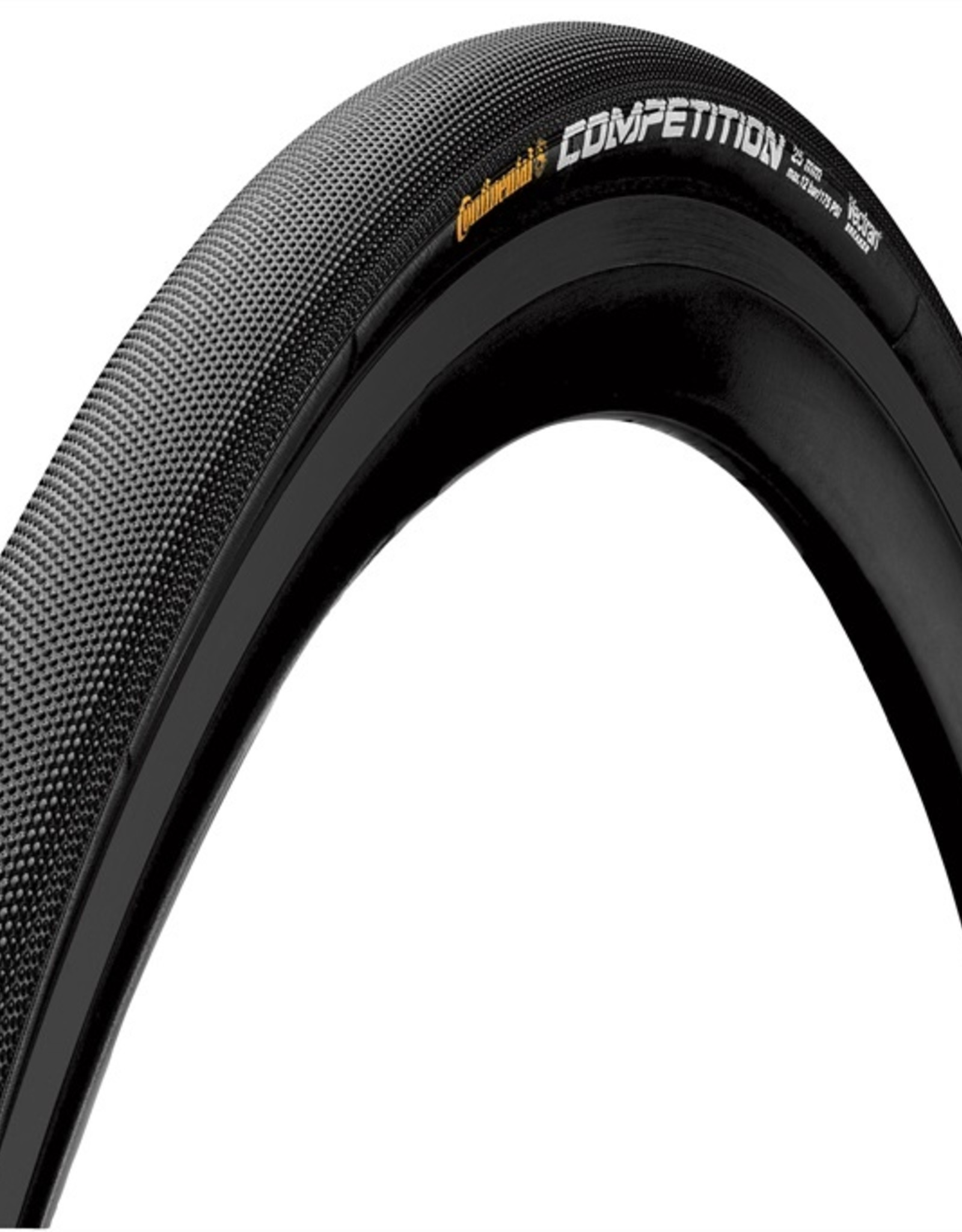 Continental Continental Competition Tubular 28 X 25 Noir