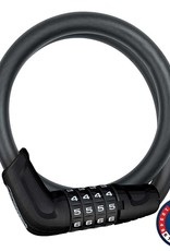 Abus Abus, Tresor 6415C, Câble avec serrure à combinaison, 15mm x 85cm (15mm x 2.8')