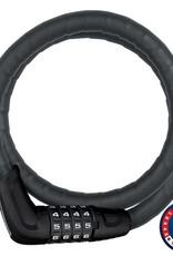 Abus Abus, Tresor 6615C, Câble blindé avec serrure à combinaison, 15mm x 85cm (15mm x 2.8')