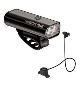 Lezyne Lezyne, Macro Drive 1100XL Remote Loaded, Lumière, Avant, Noir