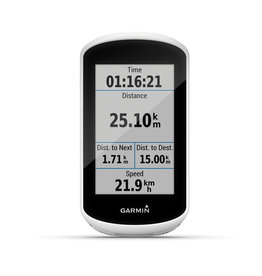 Garmin Garmin, Edge Explorer, Cyclomètre, GPS: Oui, Cardio: En option, Cadence: Optionnelle, Noir, 010-02029-00
