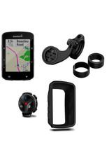 Garmin Garmin, Edge 520 Plus Bundle VTT, Cyclomètre, GPS: Oui, Cardio: Optionnel, Cadence: Optionnel, Noir, 010-02083-02