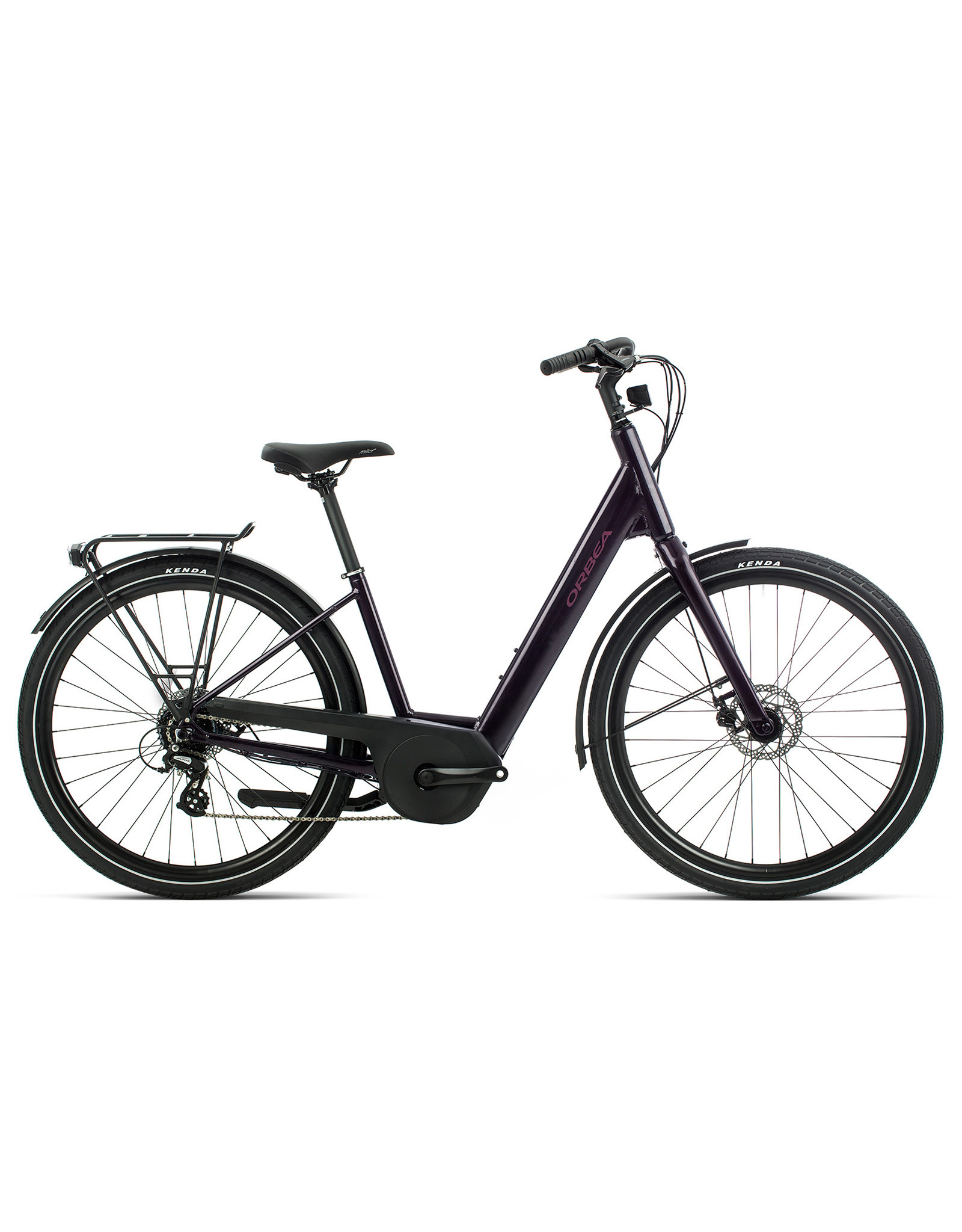 "Orbea Orbea Optima E50 ""Blackberry"" S"