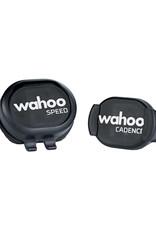 Wahoo Wahoo Ens. Capteur Vitesse / Cadence  RPM