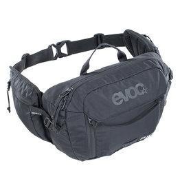 EVOC EVOC, Hip Pack 3L + Réservoir 1.5L, Sac d'hydratation, Volume: 3L, Réservoir: Inclus (1.5L), Noir