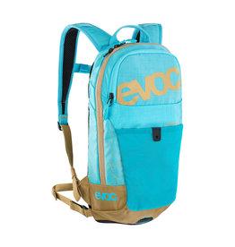 EVOC EVOC, Joyride 4, Sac d'hydratation, Volume: 4L, Réservoir: Non inclus, Bleu Neon/Or