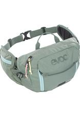 EVOC EVOC, Hip Pack 3L + Réservoir 1.5L, Sac d'hydratation, Volume: 3L, Réservoir: Inclus (1.5L), Olive