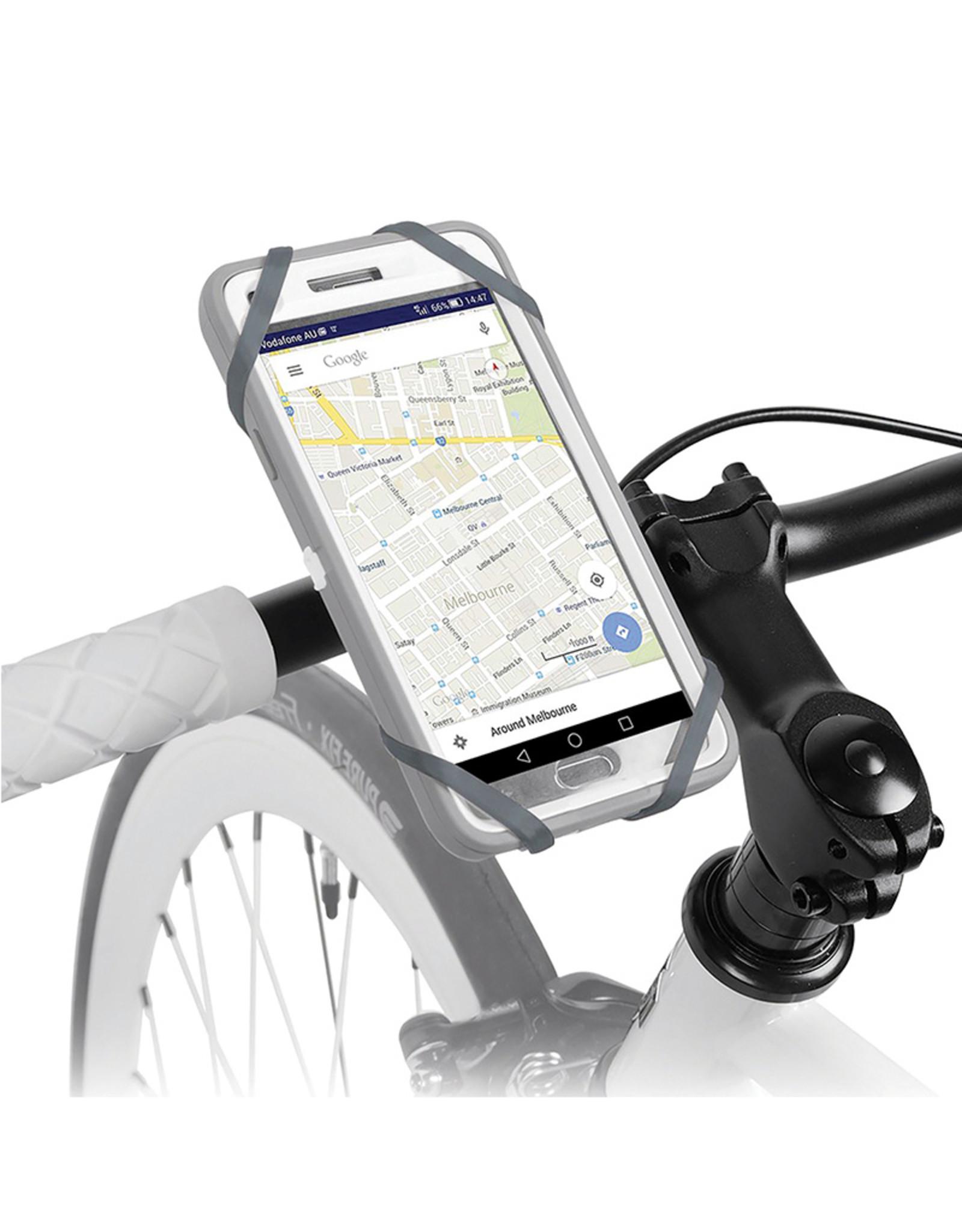 Delta, X Mount Pro, Support à téléphone, Aluminium et composite