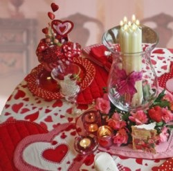 Valentines Decorating Ideas for Romancing Your Home