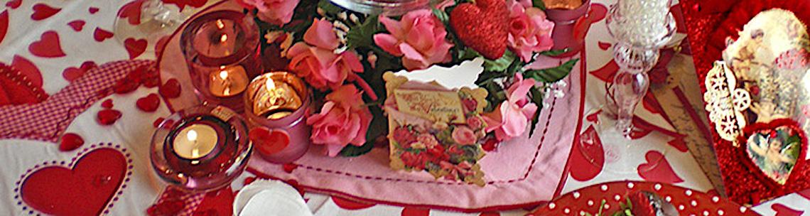 Valentine's Day Decorating Ideas