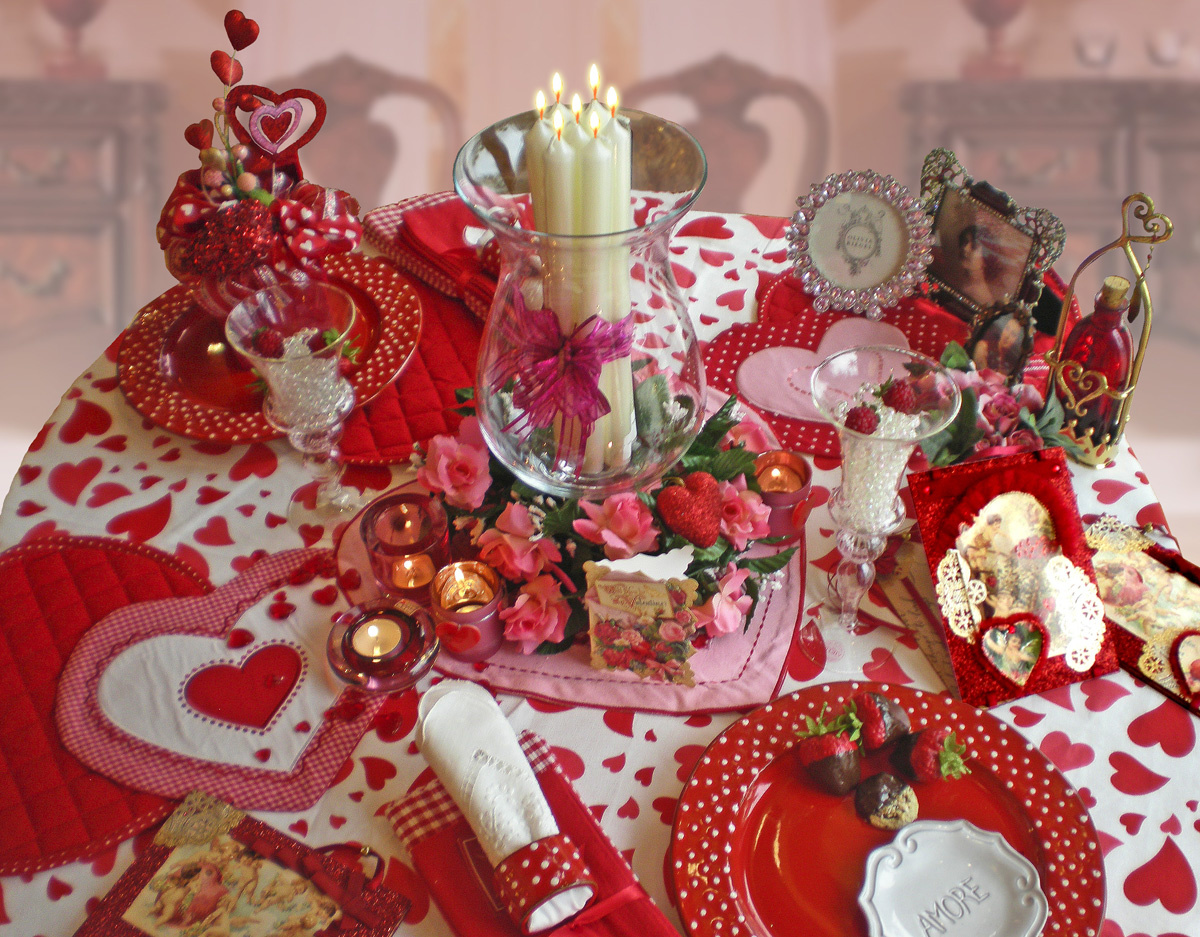 Valentine's Day Gifts Decorations and Decor