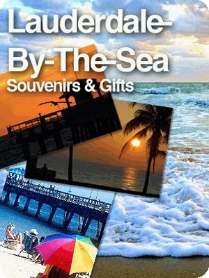 Lauderdale By The Sea Florida Souvenirs and Gifts
