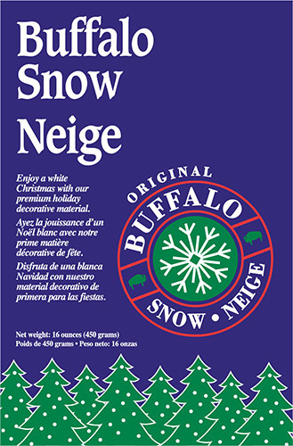 The Original Buffalo Snow for Holiday Decorating Digs N Gifts Christmas Store
