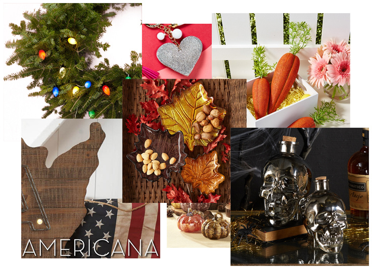 Holiday Decorations For All Seasons at Digs N Gifts