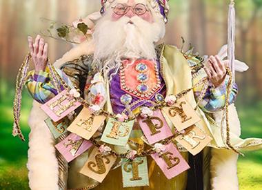 Mark Roberts Easter   Spring Fairies & Elves