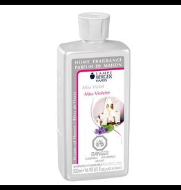 Lampe Berger Oil Liquid Fragrance 500ml 415131 Miss Violet