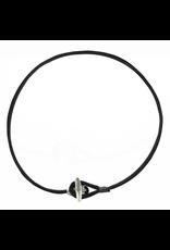 Waxing Poetic® Jewelry Boat Cleat Wrap Mens Bracelet - Sterling Silver