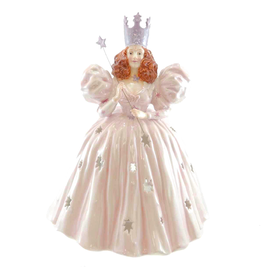 Wizard of Oz Wizard of Oz 1859 Glinda Good Witch Candle House 12inch Figure