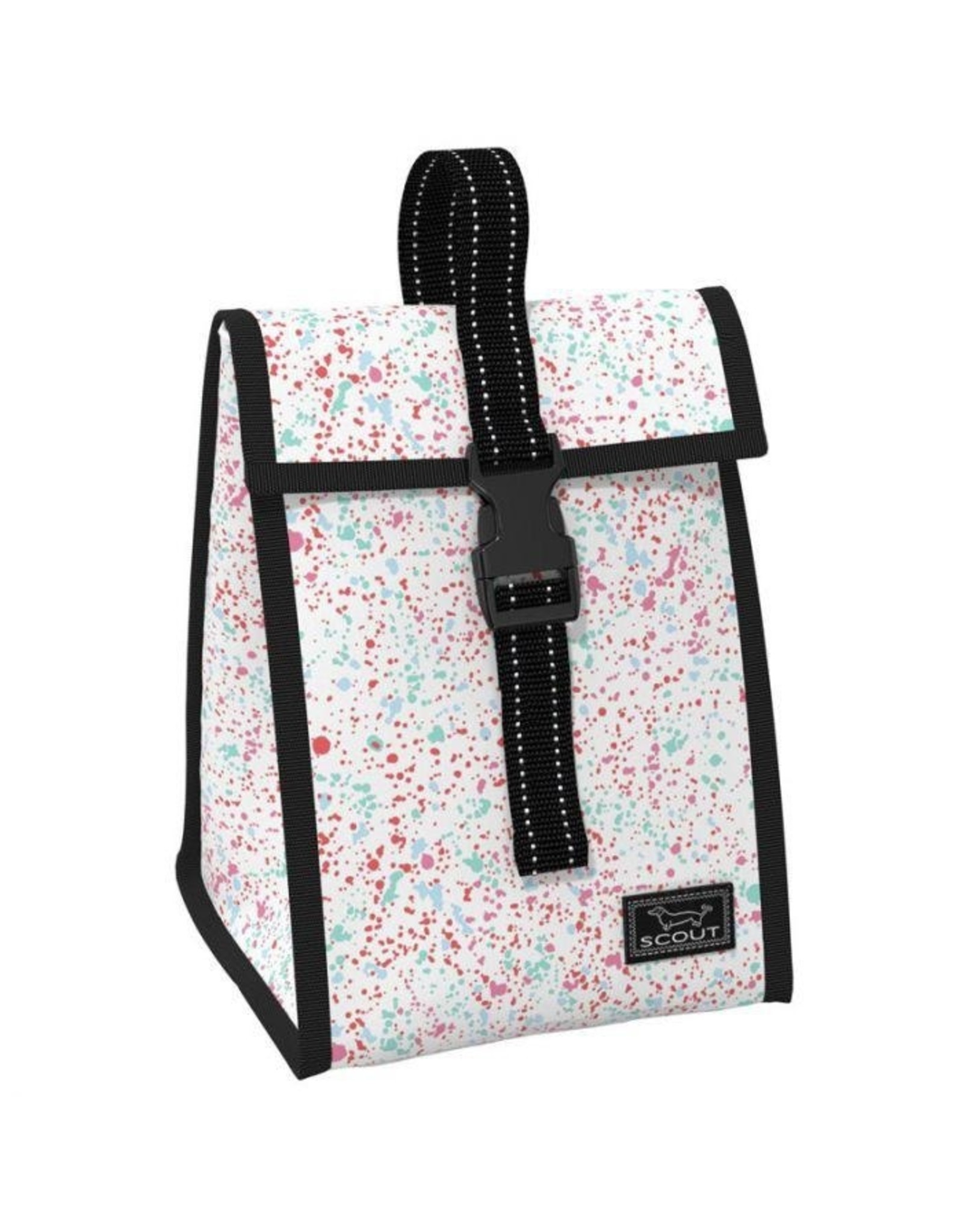 Scout Bags Doggie Bag Lunch Box Insulated Cooler Splatti LaBelle