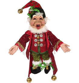 Mark Roberts Fairies Elves 51-68228 Jolly Old Elf Md 17 inch