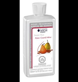 Lampe Berger Oil Liquid Fragrance 500ml Sweet Pear Maison Berger