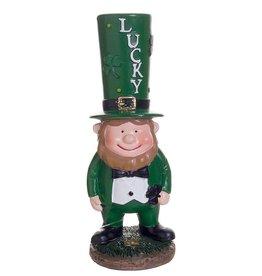 Darice Irish St Patricks Day Leprechaun Mini Figurine 4 Inch Lucky