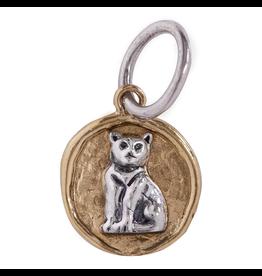 Waxing Poetic® Jewelry Camp Cat Charm