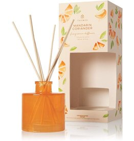 Mandarin Coriander Petite Reed Diffuser 4 Oz