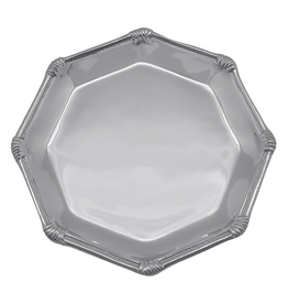 Mariposa Canape Plate 5350 Rattan Design Octogonal